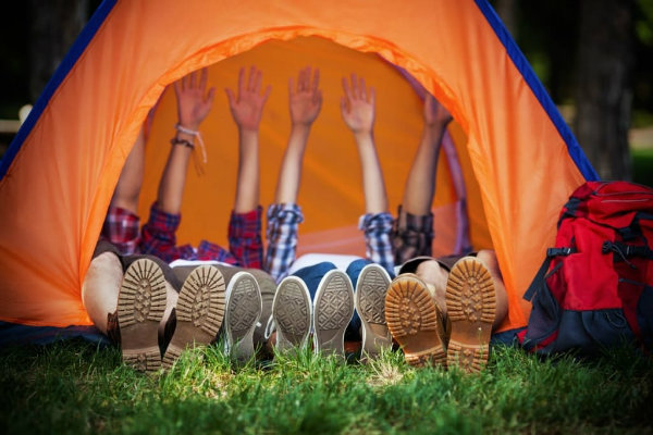 3 Tips Safety Tips to Remember When Camping or Hiking in the Woods