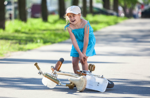Fall Prevention Part 1: Keeping Your Kids Safe