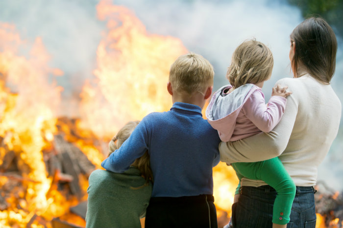 Preventing Fire at Home, Part 1