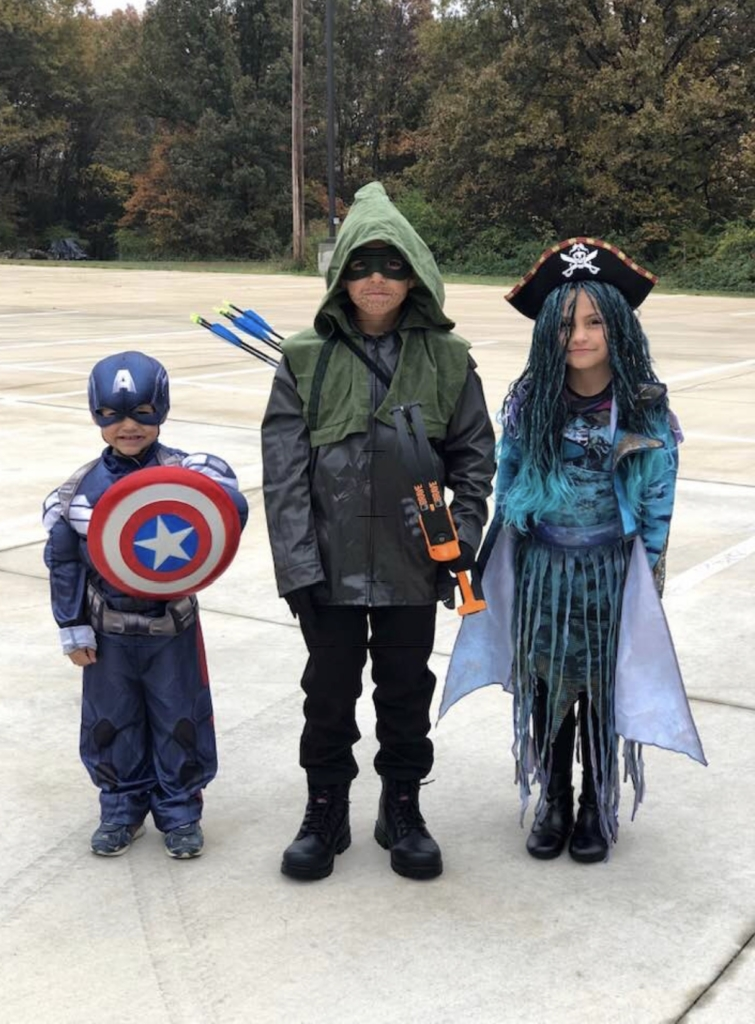 Halloween Costume Safety