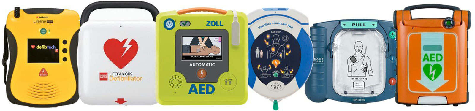 AEDs and Defibrillators