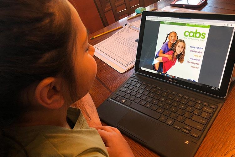Babysitting Class Online